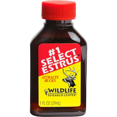 Display product reviews for Wildlife Research Center® #1 Select Estrus® 1 fl. oz. Attractant