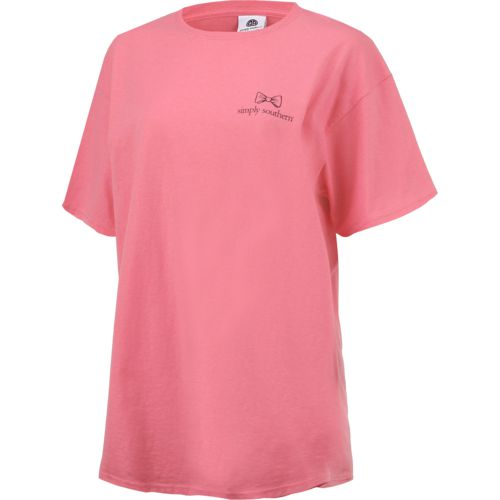 Simply Southern Women's Puppy Short Sleeve T-Shirt - view number 2
