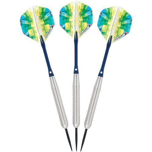 Elkadart Prism Ringed 20 g Steel-Tip Darts 3-Pack