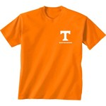 New World Graphics Women's University of Tennessee Terrain State T-shirt - view number 2
