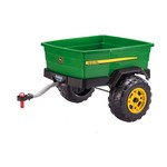 Peg Perego John Deere Adventure Trailer - view number 1