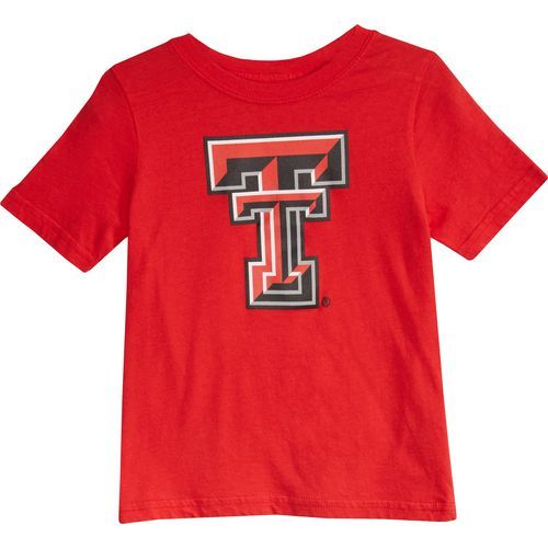 Gen2 Toddlers' Texas Tech University Primary Logo Short Sleeve T-shirt