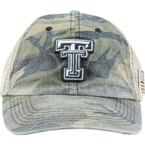 Top of the World Men's Texas Tech University Declare 2-Tone Adjustable Cap