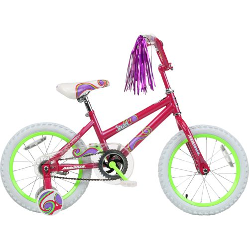 Display product reviews for Magna Girls' 16 in Jewel Bike