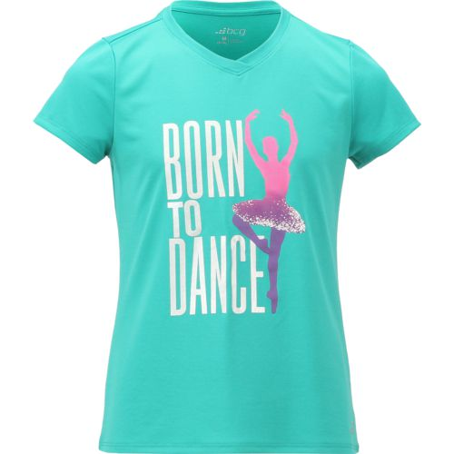BCG Girls' Born to Dance Training T-shirt