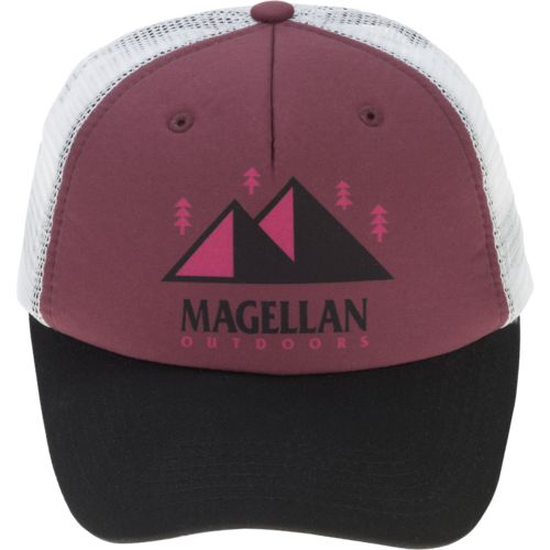 Magellan Outdoors Women's Pieced Baseball Hat