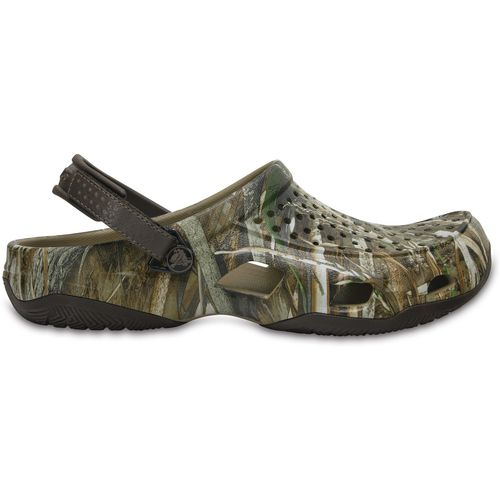 Display product reviews for Crocs™ Men's Swiftwater Realtree Max-5® Deck Clogs