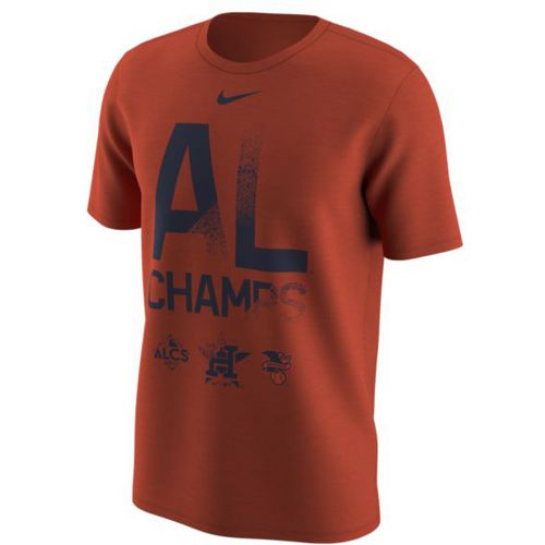 Nike Men's Astros ALCS Cotton T-Shirt