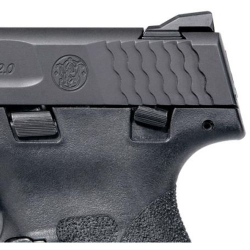 Smith & Wesson M&P9 Shield M2.0 9mm Luger Pistol - view number 6