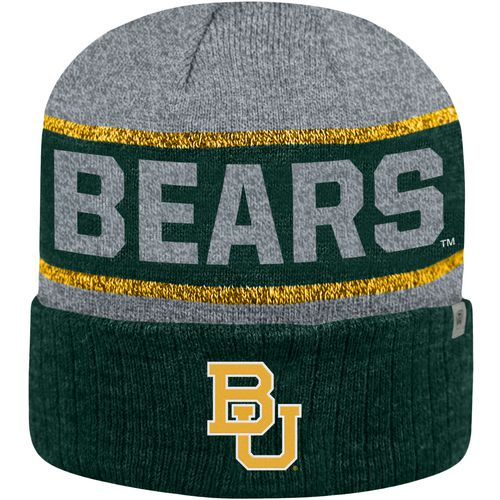 Top of the World Men's Baylor University Below Zero Cuff Knit Hat