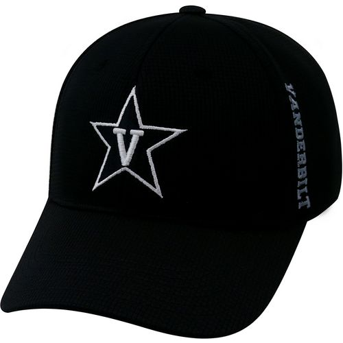 Top of the World Men's Vanderbilt University Booster Plus Cap