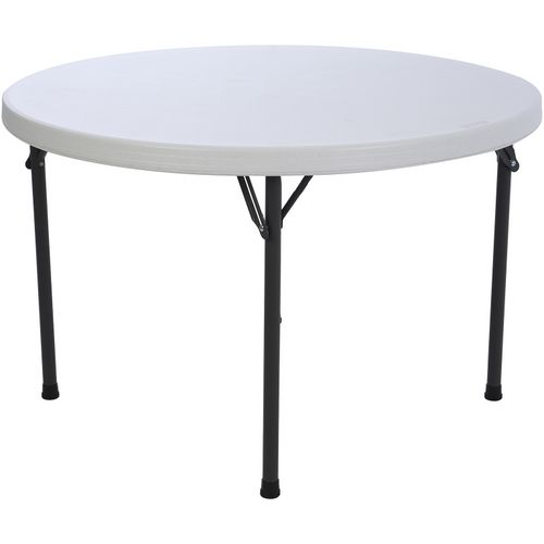 Lifetime 46 in Round Commercial Folding Table