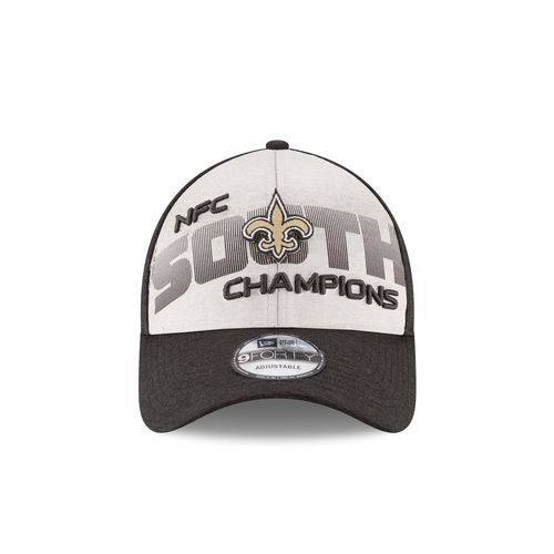 New Era New Orleans Saints 2017 NFC South Division Champions 9FORTY Cap