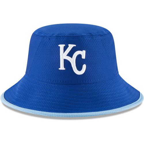 New Era Men's Kansas City Royals Hex Bucket Hat
