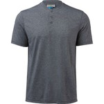 Magellan Outdoors Men's Catch and Release Short Sleeve Henley Shirt - view number 2