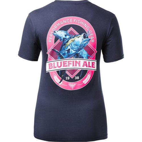 Columbia Sportswear Men's PFG Bluefin Ale T-shirt - view number 2