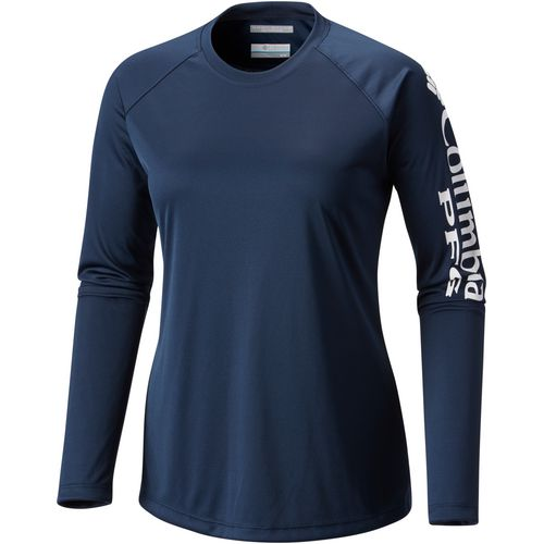 Columbia Sportswear Women's PFG Tidal Tee II Plus Size Long Sleeve T-shirt