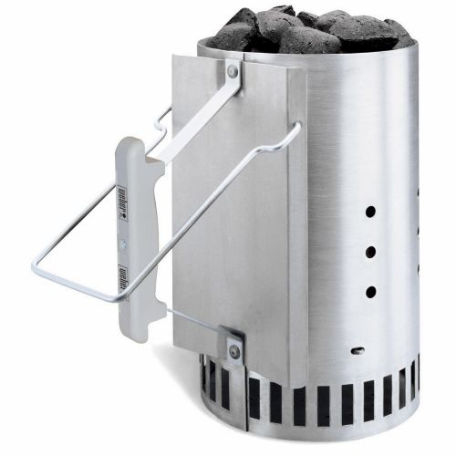Display product reviews for Weber® Rapidfire Chimney Starter