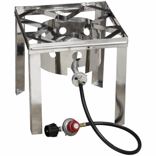Outdoor Gourmet Stainless Steel Cooker Stand