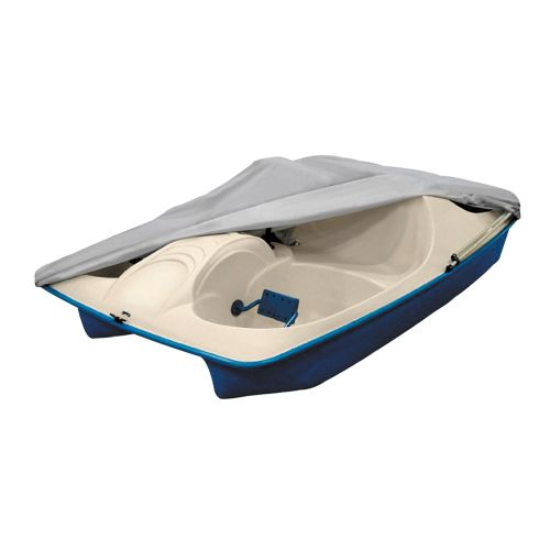 Display product reviews for Marine Raider Paddle Boat Cover Fits 3 And 5 Person Paddle Boats