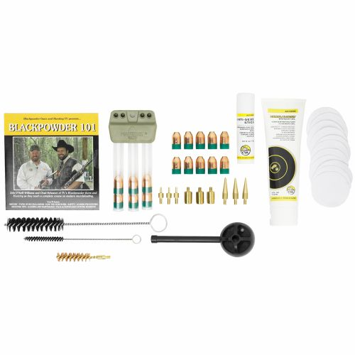 CVA .50 Pellet Shooter's Kit