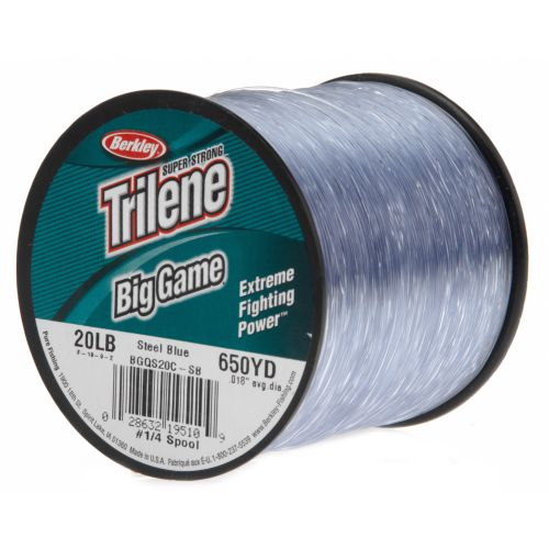 Image for Berkley® Trilene® Big Game 20 lb. - 650 yards Monofilament Fishing Line from Academy
