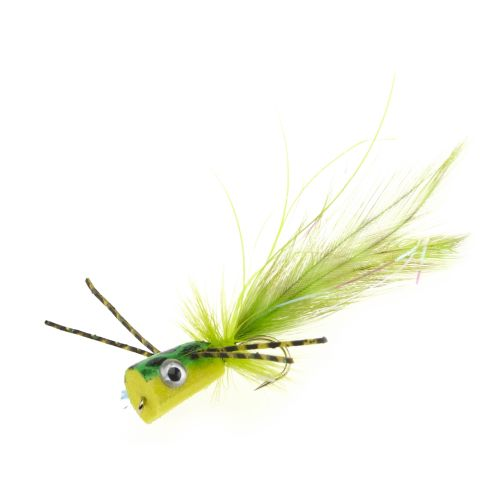 Superfly Poppin' Frog 2-3/4 in Topwater Bait - view number 1