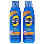 Coppertone® Sport 6 oz. Continuous Spay SPF 30 Sunscreen 2-Pack