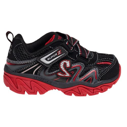 SKECHERS Boys' Ragged Motley Super Z Training Shoes