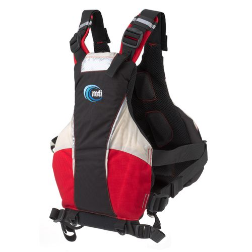 Image for MTI Adventurewear Cascade Paddlesports Personal Flotation Device from Academy