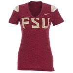 Nike Women's Florida State University Football Replica T-shirt