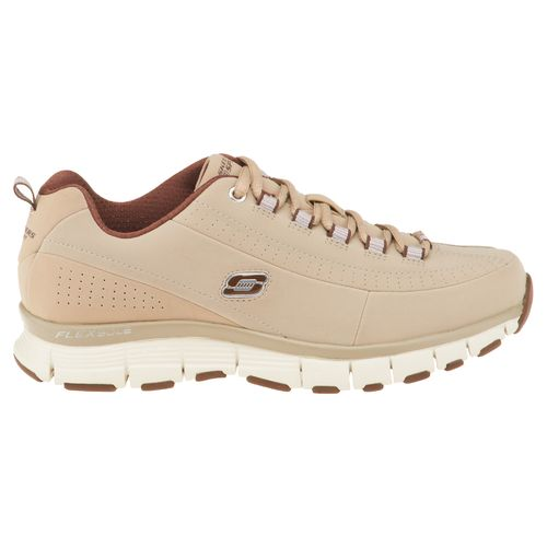 SKECHERS Women's FlexFit High Demand Athletic Lifestyle Shoes