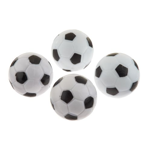 GLD Table Soccer Balls 4-Pack