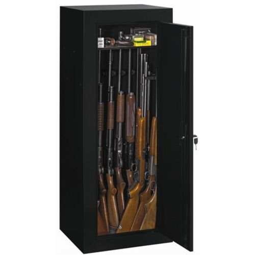 sheet metal gun cabinet 3