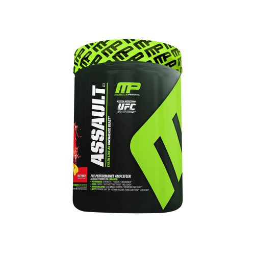 MusclePharm Assault™ Pre-Performance Amplifier