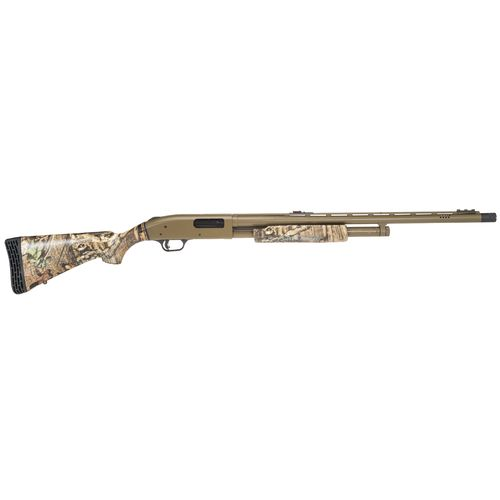 Mossberg® Flex 500 12 Gauge Pump-Action Turkey/Defense Combo Shotgun