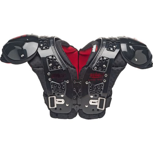 Display product reviews for Schutt Youth Mid Flex 2.0 Shoulder Pads