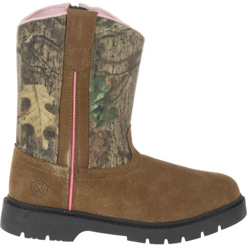 Game Winner  Girls  Camo Wellington BX Hunting Boots