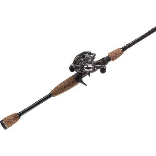 """Display product reviews for Shakespeare® Agility 6'6"""" M Freshwater/Saltwater Baitcast Rod and Reel Combo"""