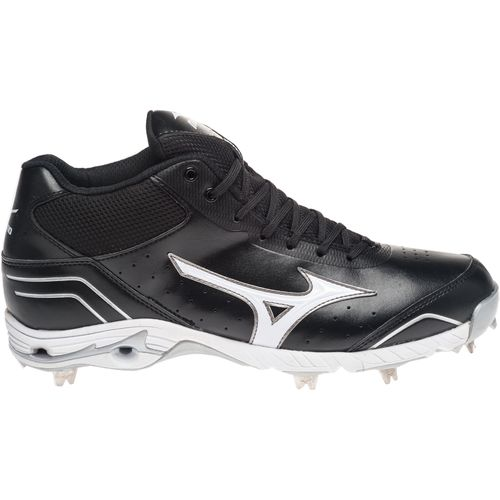 Image for Mizuno Men's 9-Spike Advanced Classic 7 Mid Baseball Cleats from Academy