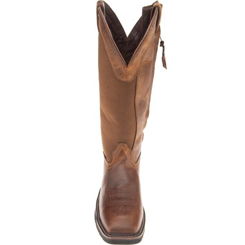 Justin Men's Stampede Wellington Steel Toe Snake Boots - view number 3