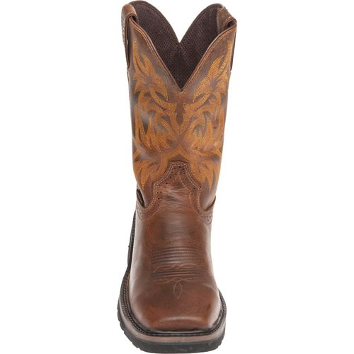 Justin Men's Tail Composition Toe Western Work Boots - view number 3
