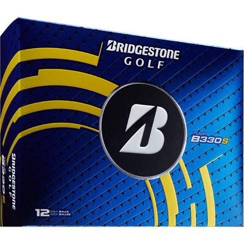 Bridgestone Golf B330-S Golf Balls 12-Pack