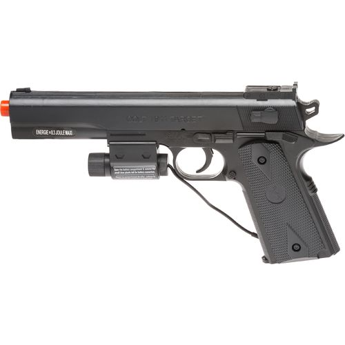 Soft Air USA Colt 1911 6mm Laser Spring Airsoft Pistol