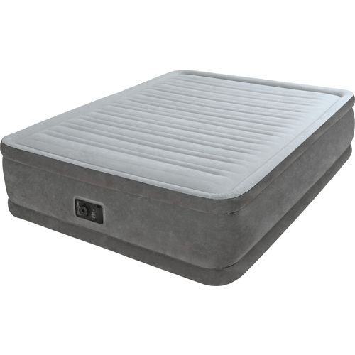 INTEX  Comfort-Plush Elevated Queen-Size Airbed