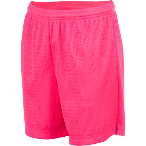 Display product reviews for BCG Women's Porthole Mesh Shortie Short