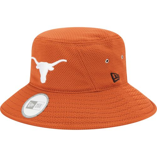 New Era Men's University of Texas Team Bucket Hat