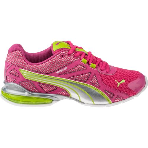 PUMA Girls  Voltaic 5 Jr Athletic Lifestyle Shoes