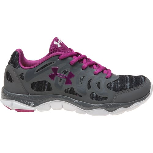 Under Armour  Women s Micro G Engage Print Running Shoes
