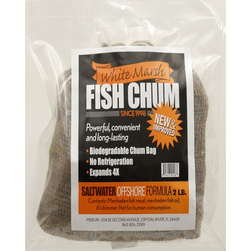White Marsh 2 lb. Fish Chum Bag